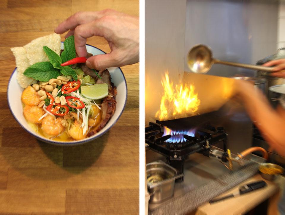 Pho Cp Vietnamesisk Street Food I Aarhus